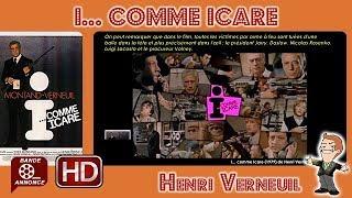 I... comme Icare de Henri Verneuil (1979) #MrCinéma 73