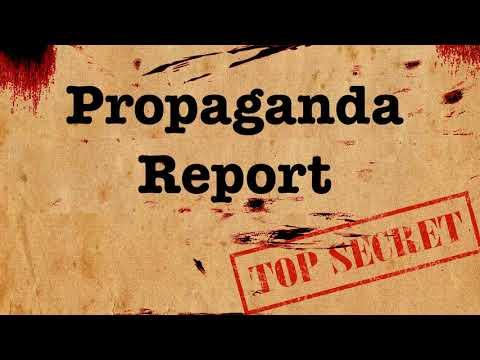Ep. 61 - More Totalitarianism! More Government Control! (Propaganda Report Podcast)