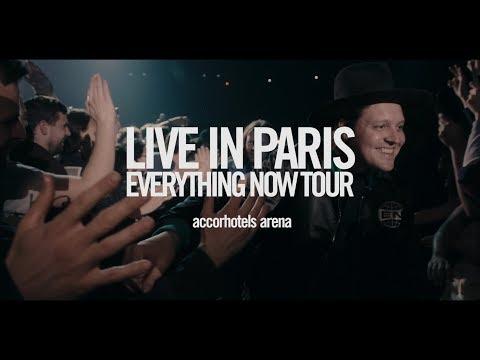 Arcade Fire - Live in Paris on Arte Concert