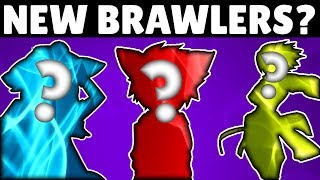 Brawl Stars Needs THESE 6 Brawler Ideas In the Next Update! | Brawler Concepts