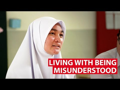 Living with Being Misunderstood   Regardless of Religion   CNA Insider