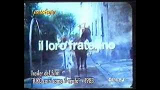 """Video trailer del film """"KIKO CORRI COME IL VENTO"""" 1983 download MP3, 3GP, MP4, WEBM, AVI, FLV November 2017"""