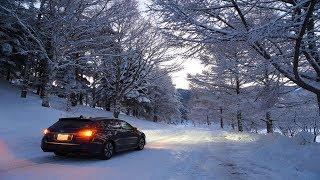世界の雪道で大活躍のスバル車 SUBARU Pulling Cars From SNOW