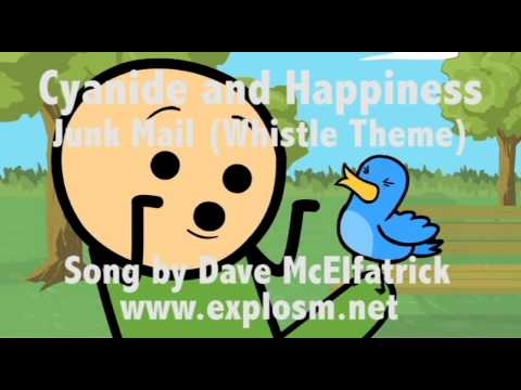 Cyanide &Happiness- Junk Mail (Whistle Theme)