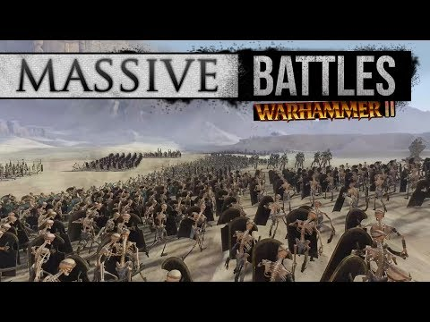 The Empire's Line in the Sand (Massive Battles)