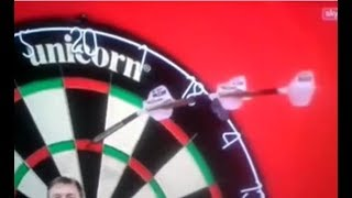 The ROBIN HOOD Moments in Darts!!!