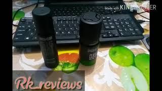 Axe deodorants review signature amp recharge