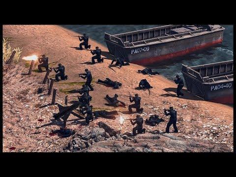 German Invasion of Wales! Alternative WW2 Battle!