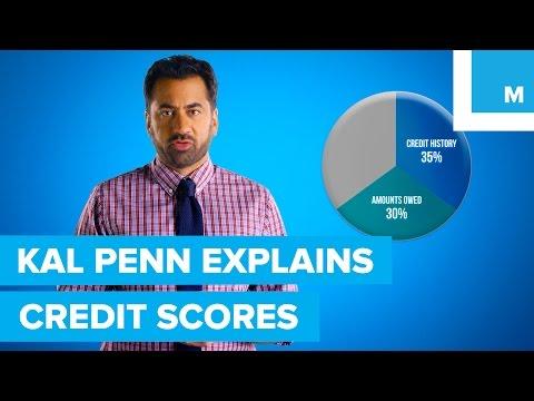 What is a Credit Score? Kal Penn Explains | Mashable