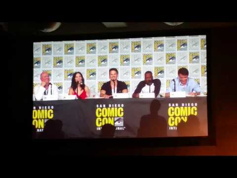 Timeless NBC panel at San Diego Comic Con 2017 (part 2)