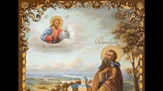 видео Преподобный Антоний Дымский