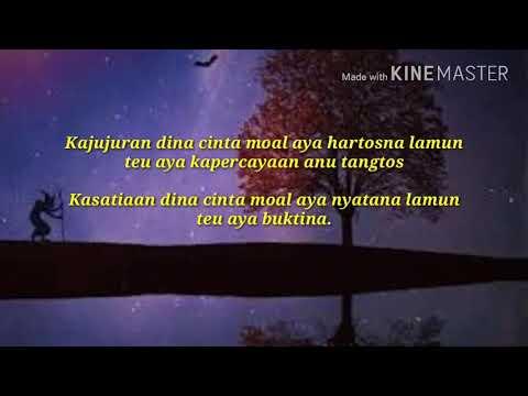 Kata Kata Sedih Bahasa Sunda Kasar Cikimmcom