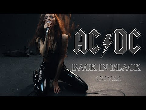 AC/DC - Back In Black (cover By Sershen&Zaritskaya Feat. Kim And Shturmak)