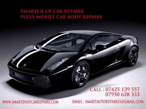 car body repairs london enfield dent scratch barnet