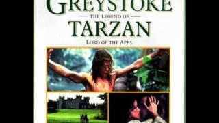John Scott - Return To The Jungle [GREYSTOKE, The Legend of Tarzan... USA - 1984]