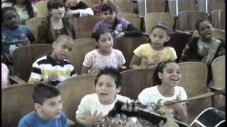 "PS22 Chorus ""LANDSLIDE"" Fleetwood Mac (acoustic version)"