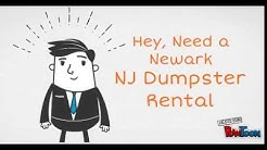 Dumpster Rental Newark NJ