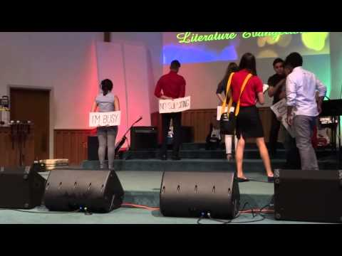 Florida Youth Summit Drama 2014