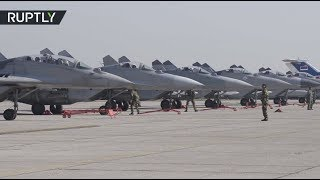 Serbia receives 6 MIG-29 fighter jets from Russia