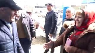 День первой бороды в селении Кища