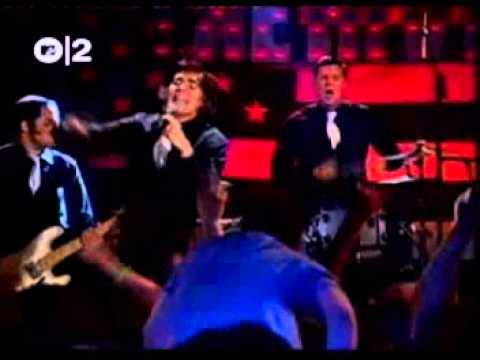 The Hives Live At Mtv2