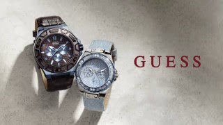 GUESS Watches: For Men and Women