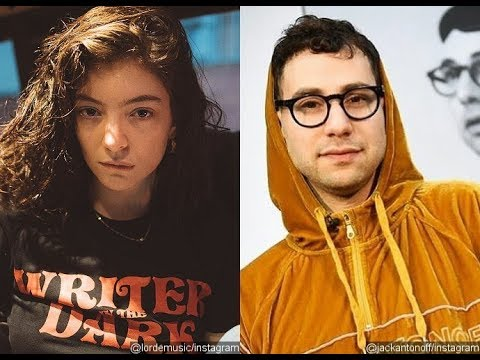 Lorde Sets the Record Straight on Those Jack Antonoff