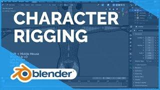 Inverse Kinematics - Blender 2 80 Fundamentals
