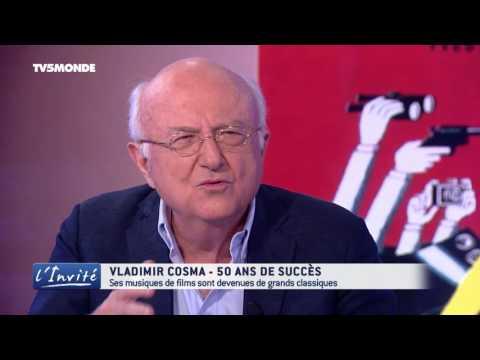 """Vladimir COSMA : """"Mes 50 ans de succès"""""""