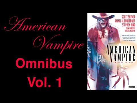 American Vampire Omnibus Vol. 1 Overview