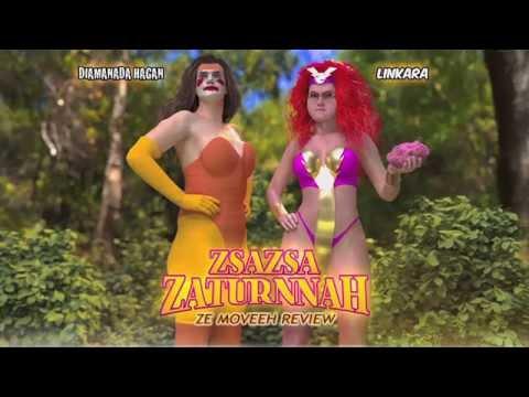 Zsazsa Zaturrnah review (With Linkara)