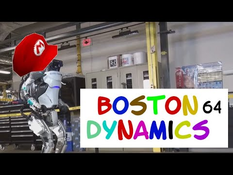 JT - An Athletic Robot Takes on Mario Sounds