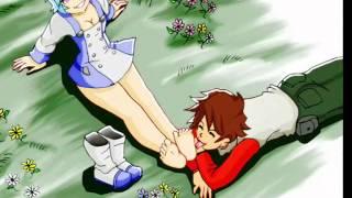 Foot Fetish Manga Illustrations Vol 2