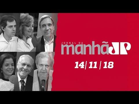Jornal da Manhã - 14/11/18