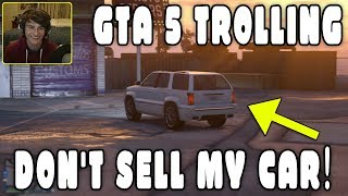 GTA 5 TROLLING - DON
