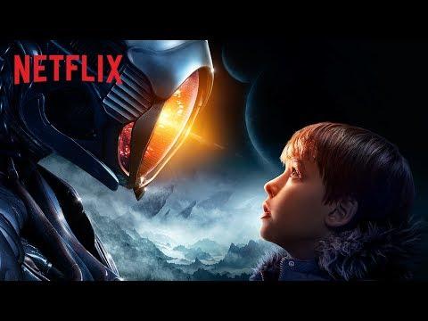 Lost in Space – Verschollen zwischen fremden Welten   Offizieller Trailer   Netflix
