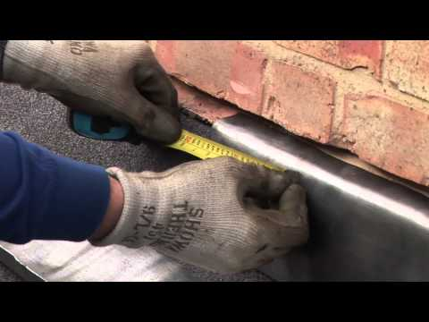 how to clean mineral surfaced roof