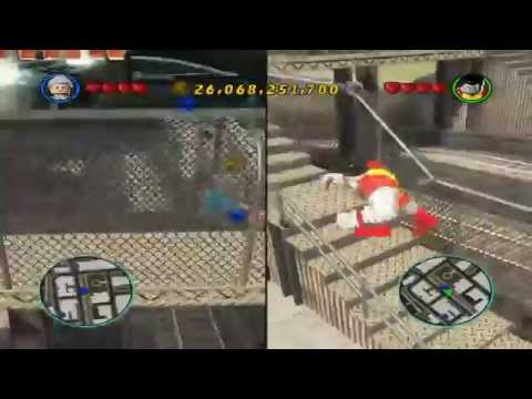 LEGO Marvel Super Heroes: Aunt May Chase and LEGO Indy 2 Livestream