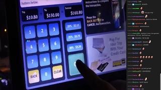 Andy Milonakis Tips Hilarious Taxi Driver 150$