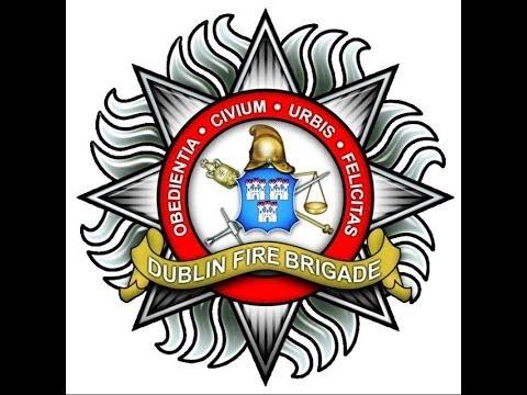 Dublin Fire Brigade Recruit Class 2009 Passout