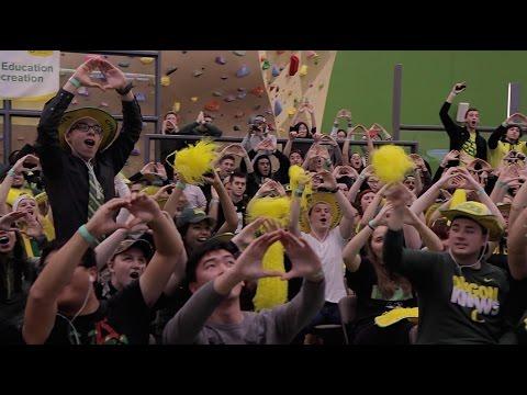 Oregon students react to National Championship loss