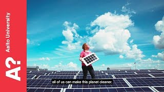 Shaping the Future: Hele Savin and black solar cells thumbnail