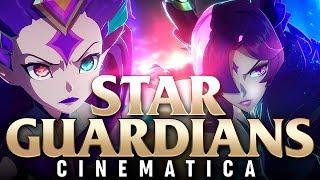 ✨NUEVA CINEMÁTICA STAR GUARDIAN ✨*ÉPICO* 'LUZ y OSCURIDAD' (Neeko vs Xayah, Rakan y Zoe)