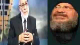 الدكتور زغلول النجار يهزأ الفار القمص عبدالمسيح بسيط