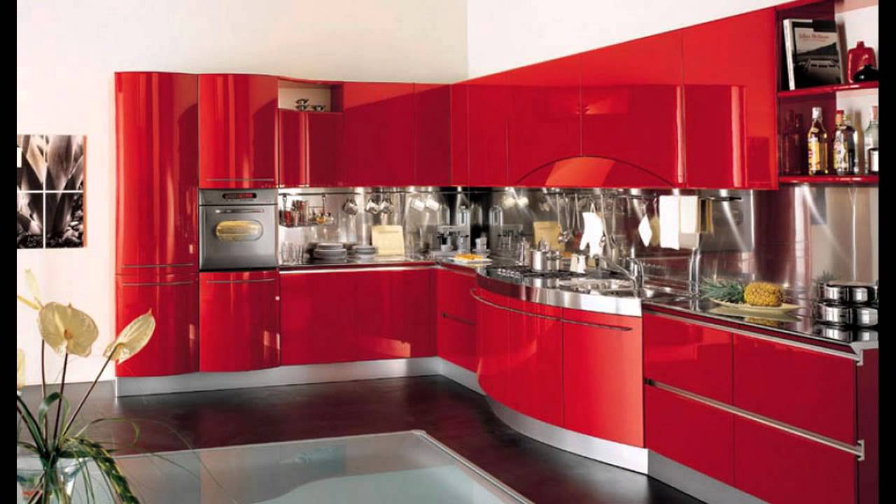 Kitchen wall units designs youtube for Kitchen design units