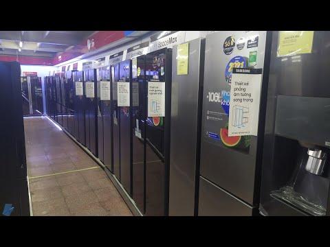Tết 2021 mua tủ lạnh Samsung Side by Side nào giá Rẻ mà lại Chất lượng   Tư vấn mua hàng