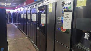 Tết 2021 mua tủ lạnh Samsung Side by Side nào giá Rẻ mà lại Chất lượng