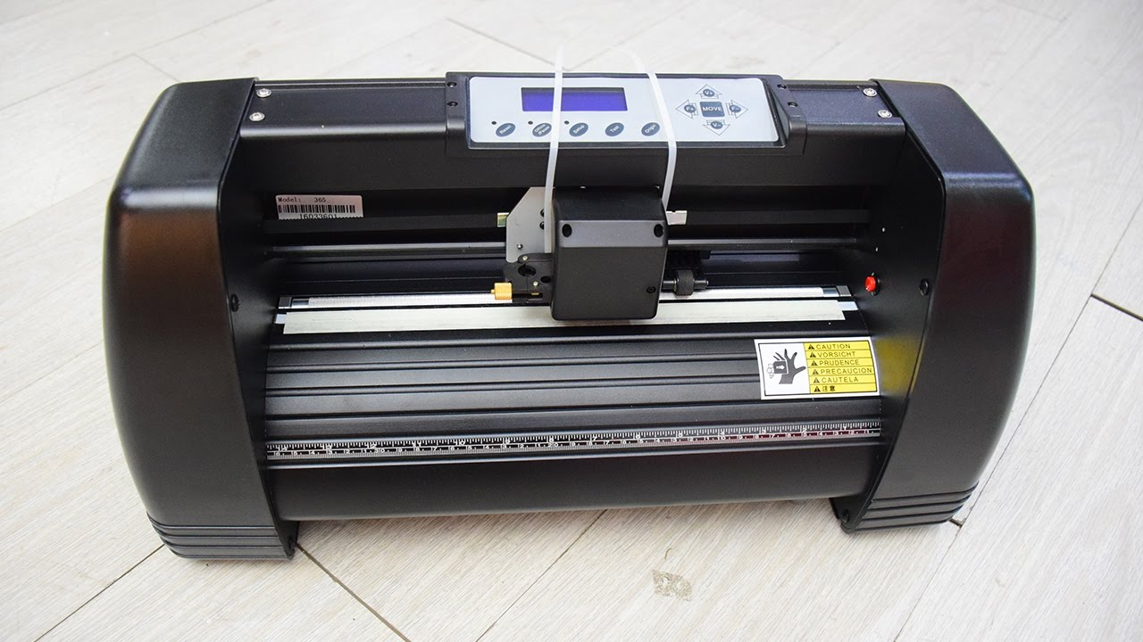 Mini Vinyl Cutter Plotter A4 Vinyl Cutter Youtube