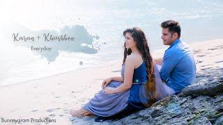 Humsafar - Badrinath ki dulhania | Indian pre wedding video 2018 | Bunnnygram Productions