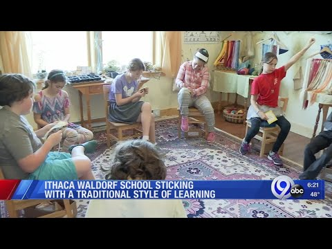 Ithaca Waldorf School sticking with traditional learning